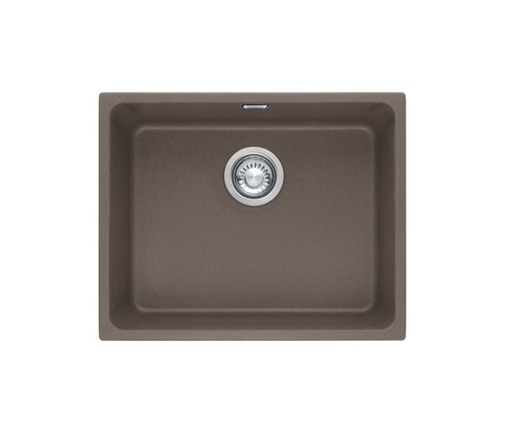 Kubus Sink KBG 210-53 Fragranite + Umbra by Franke Kitchen Systems | Kitchen sinks