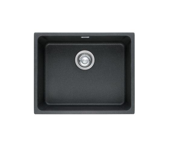 Kubus Sink KBG 210-53 Fragranite + Onyx by Franke Kitchen Systems | Kitchen sinks
