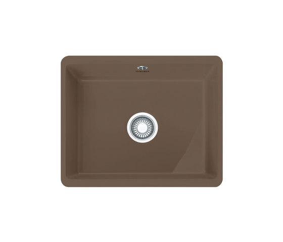 Kubus Sink KBK 110-50 Ceramic Cashmere by Franke Home Solutions   Kitchen sinks
