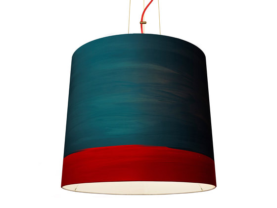 The Sisters XL pendant lamp Aurora by mammalampa | Suspended lights