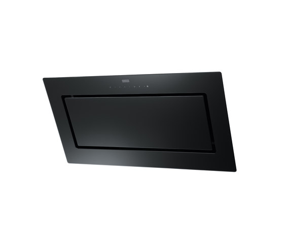 Mythos Hood FMY 906 BK Glass Black by Franke Kitchen Systems | Kitchen hoods