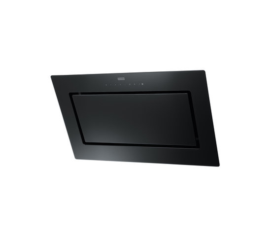 Mythos Hood FMY 806 BK Glass Black by Franke Kitchen Systems | Kitchen hoods