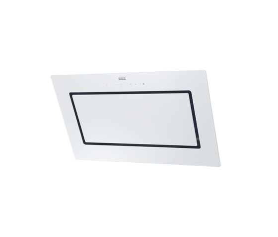 Mythos Hood FMY 806 WH Glass White by Franke Kitchen Systems | Kitchen hoods