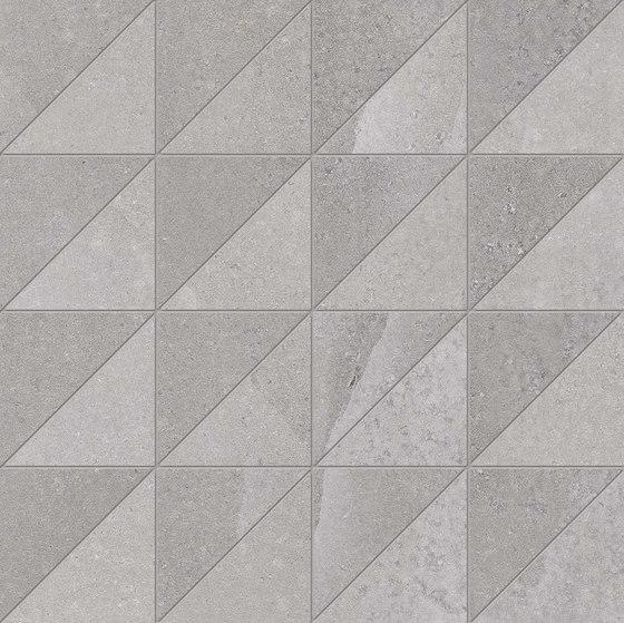 All Over grey mosaico de Ceramiche Supergres | Baldosas de cerámica