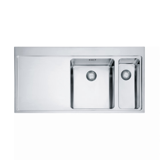 Mythos Sink MMX 261 Stainless Steel by Franke Kitchen Systems | Kitchen sinks