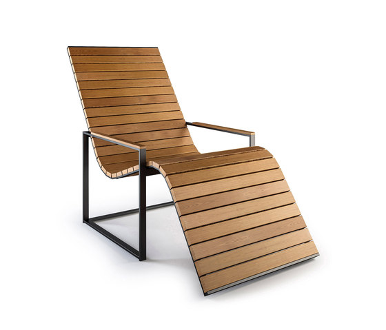 Garden Furniture  | Sun Chair de Röshults | Bains de soleil