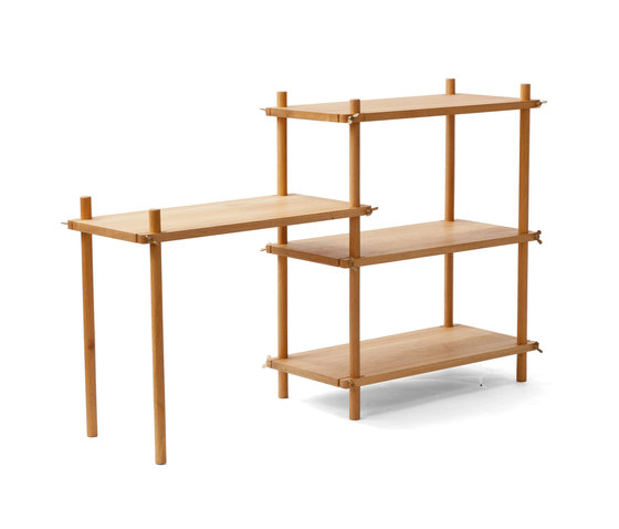 Le Belge System example set 4 levels von Vij5 | Shelving