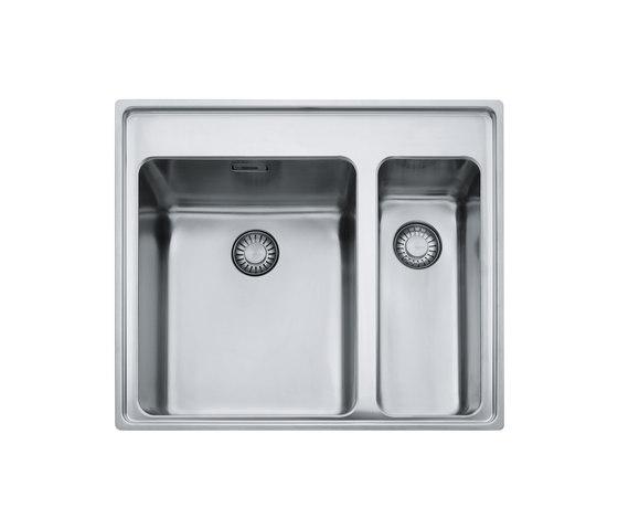 Mythos Sink MTX 260/660-34-16 Stainless Steel by Franke Kitchen Systems | Kitchen sinks