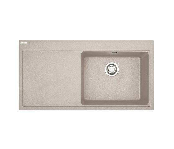 Mythos Sink MTG 611 Fragranit + Sahara by Franke Kitchen Systems | Kitchen sinks