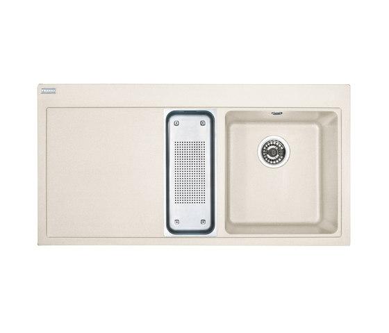Mythos Sink MTG 651-100 Fragranit + Magnolia by Franke Home Solutions | Kitchen sinks