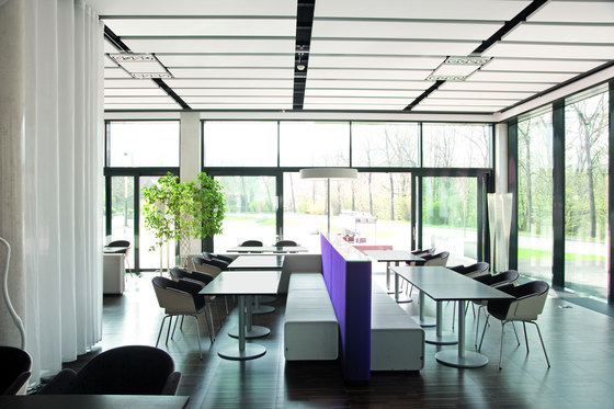 Balance by pinta acoustic | Suspended ceilings
