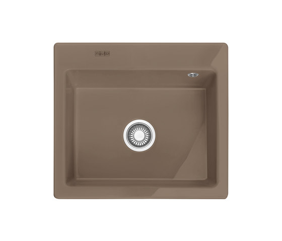 Mythos Sink MTK 610-58 Ceramic Cashmere by Franke Home Solutions | Kitchen sinks