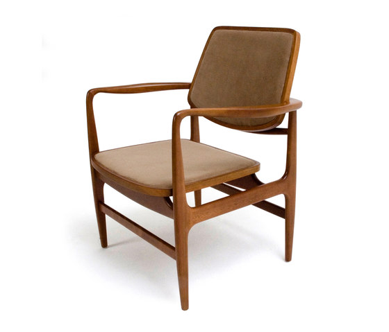 Oscar armchair di LinBrasil | Poltrone lounge