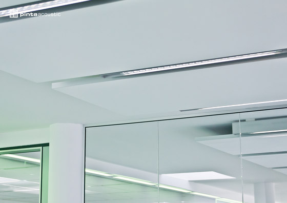 Balance Polar by pinta acoustic | Suspended ceilings