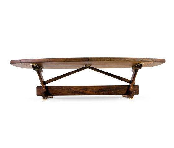 Parker table by LinBrasil | Dining tables