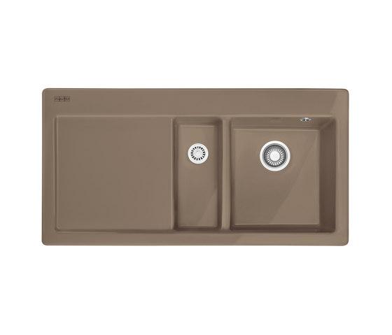 Mythos Sink MTK 651-100 Ceramic Cashmere by Franke Home Solutions | Kitchen sinks