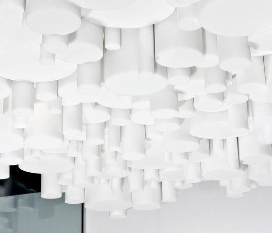 Camouflage de pinta acoustic | Techos luminosos