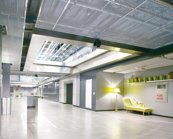 Expandedline by pinta acoustic | Suspended ceilings
