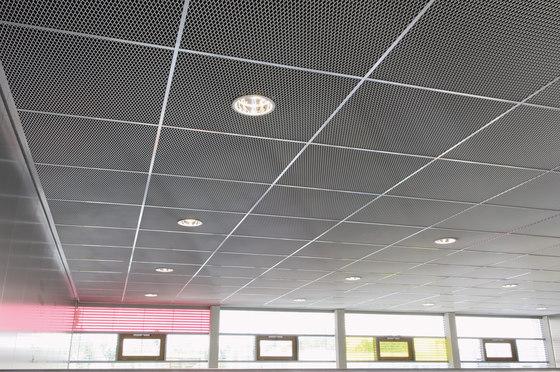 Expandedline Medium by pinta acoustic | Suspended ceilings