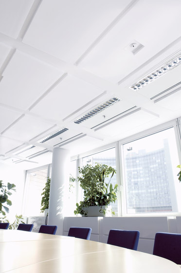 Plano by pinta acoustic | Suspended ceilings
