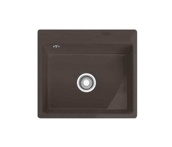 Mythos Sink MTK 210-58 Ceramic Graphit by Franke Kitchen Systems | Kitchen sinks