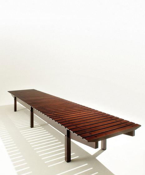 Mucki bench von LinBrasil | Sitzbänke