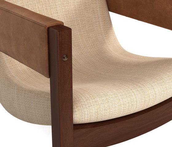 Jimi armchair by LinBrasil   Armchairs
