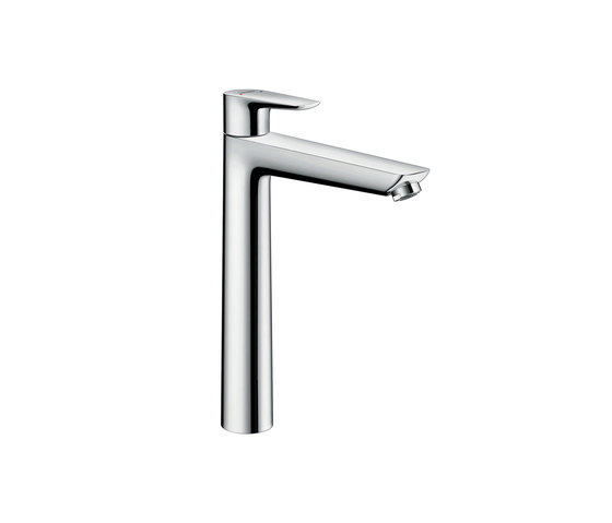 hansgrohe Talis E Single lever basin mixer 240 without waste set by Hansgrohe | Wash basin taps