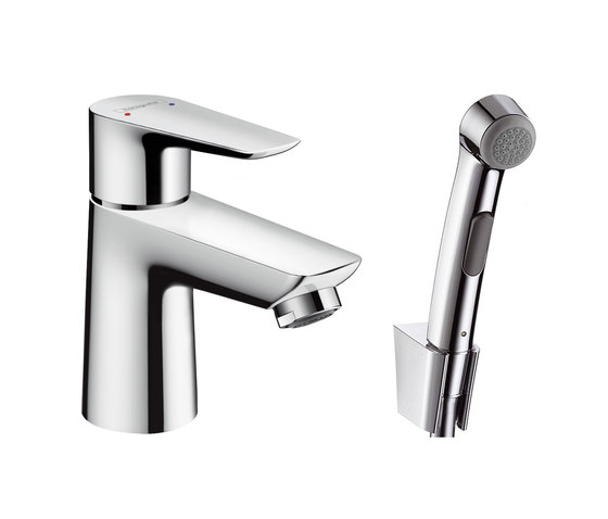 Hansgrohe Talis E By Hansgrohe Single Lever Basin Mixer