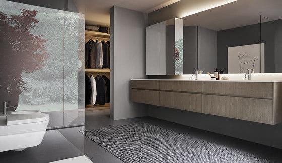 Sintesi 101 by Milldue | Mirror cabinets