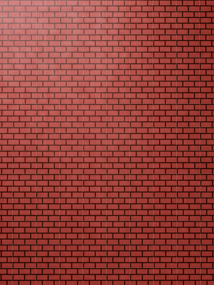 Wall Red by Bisazza   Concrete tiles
