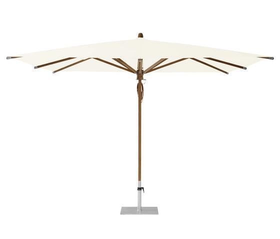 teakwood sonnenschirme von glatz architonic. Black Bedroom Furniture Sets. Home Design Ideas
