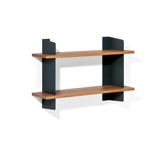 Atelier shelving |1000 mm by Richard Lampert | Office shelving systems