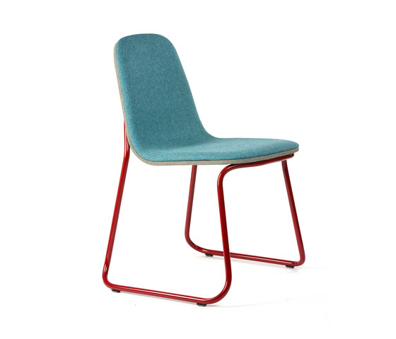 Siren s01 by Bogaerts Label | Visitors chairs / Side chairs
