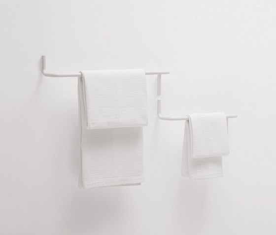 The Nendo Collection | 10b by Bisazza | Towel rails