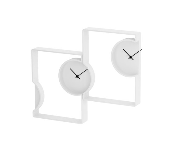 The Nendo Collection | 17 by Bisazza | Clocks