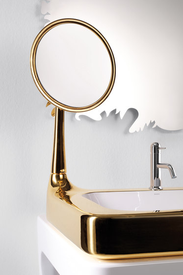 The Hayon Collection | 04 by Bisazza | Shaving mirrors