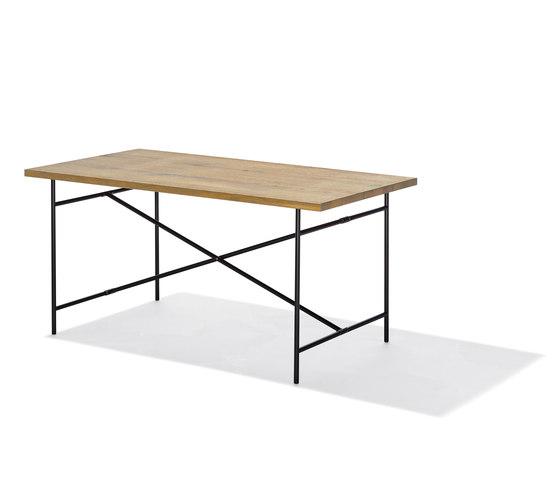 Eiermann 2 dining table de Richard Lampert | Tréteaux