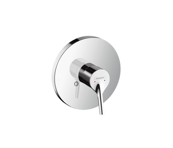 Hansgrohe Talis S Single lever shower mixer for concealed installation by Hansgrohe | Shower taps / mixers
