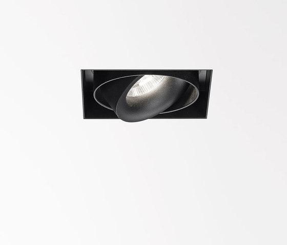 Minigrid In Trimless SI | Minigrid In Trimless 1 Frame + Minigrid Snap-In Reo 92733 by Delta Light | Ceiling lights