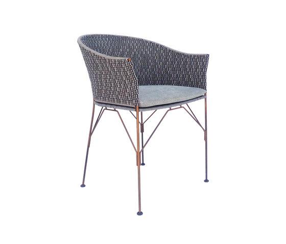 Niny Fabrice tape chair de Yothaka   Sillas