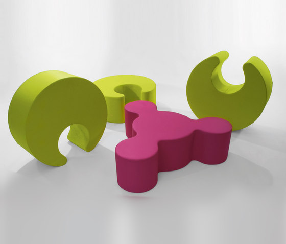 Molecola 3® by PLAY+ | Play furniture