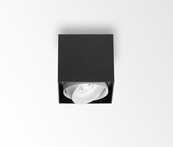 Minigrid On SI | Minigrid On 1 Box + Minigrid Snap-In Reo 83018 by Delta Light | Ceiling lights