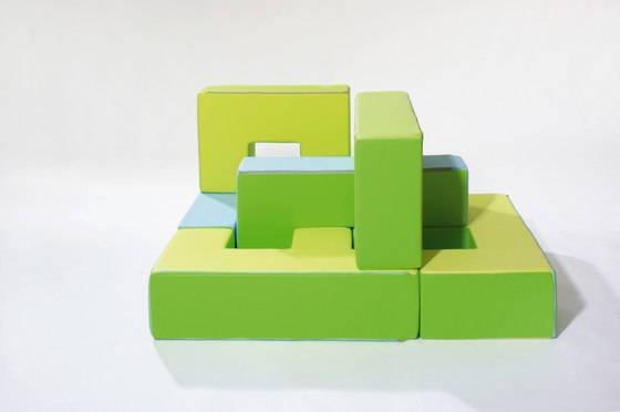 Forme 3D® by PLAY+ | Play furniture