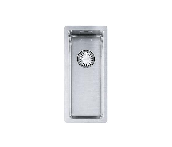 Franke Box Sink BXX 110-16/ BXX 210-16 Stainless Steel by Franke Kitchen Systems   Kitchen sinks