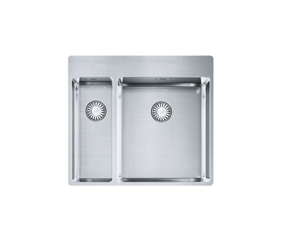 Franke Box Sink BXX 260-36-16 A Stainless Steel by Franke Home Solutions | Kitchen sinks