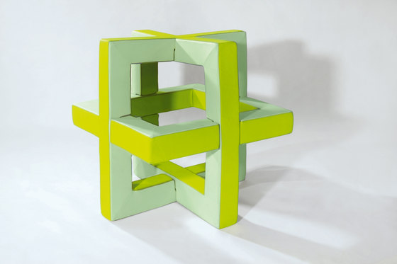 Intreccio Cubo® by PLAY+ | Play furniture