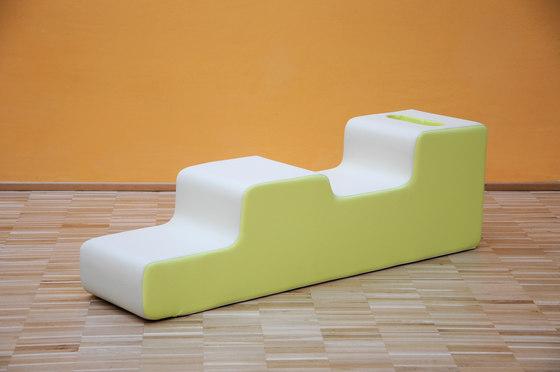 Su&Giù® by PLAY+ | Kids stools