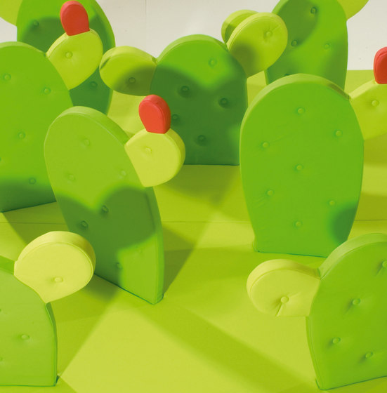 Cactus® by PLAY+ | Play furniture