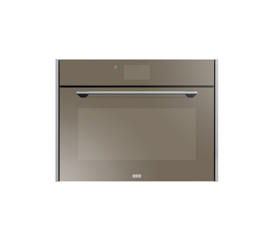 Frames by Franke Oven compact Multifunctional FMW 45 FS Stainless Steel Glass Champagne by Franke Kitchen Systems | Ovens